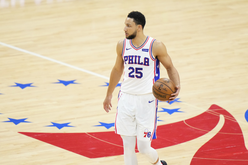 Ben Simmons time in Philly is up.