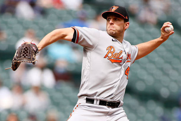Orioles' John Means Throws 1st Career No-Hitter in Dazzling Effort vs. Mariners thumbnail