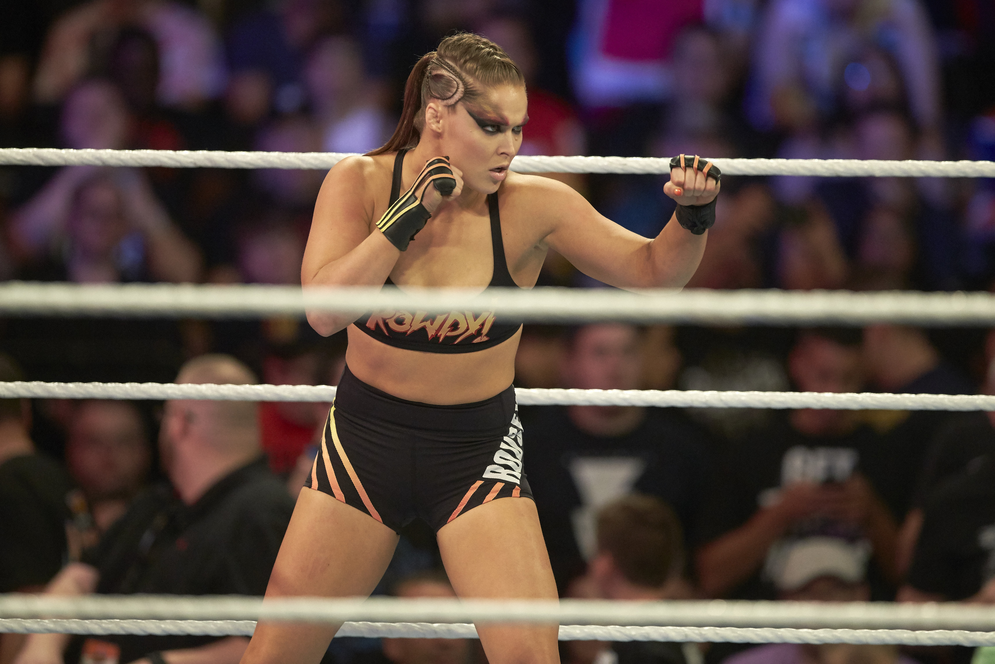 Photos: WWE Star Ronda Rousey Celebrates Birth Of Her First Child 3