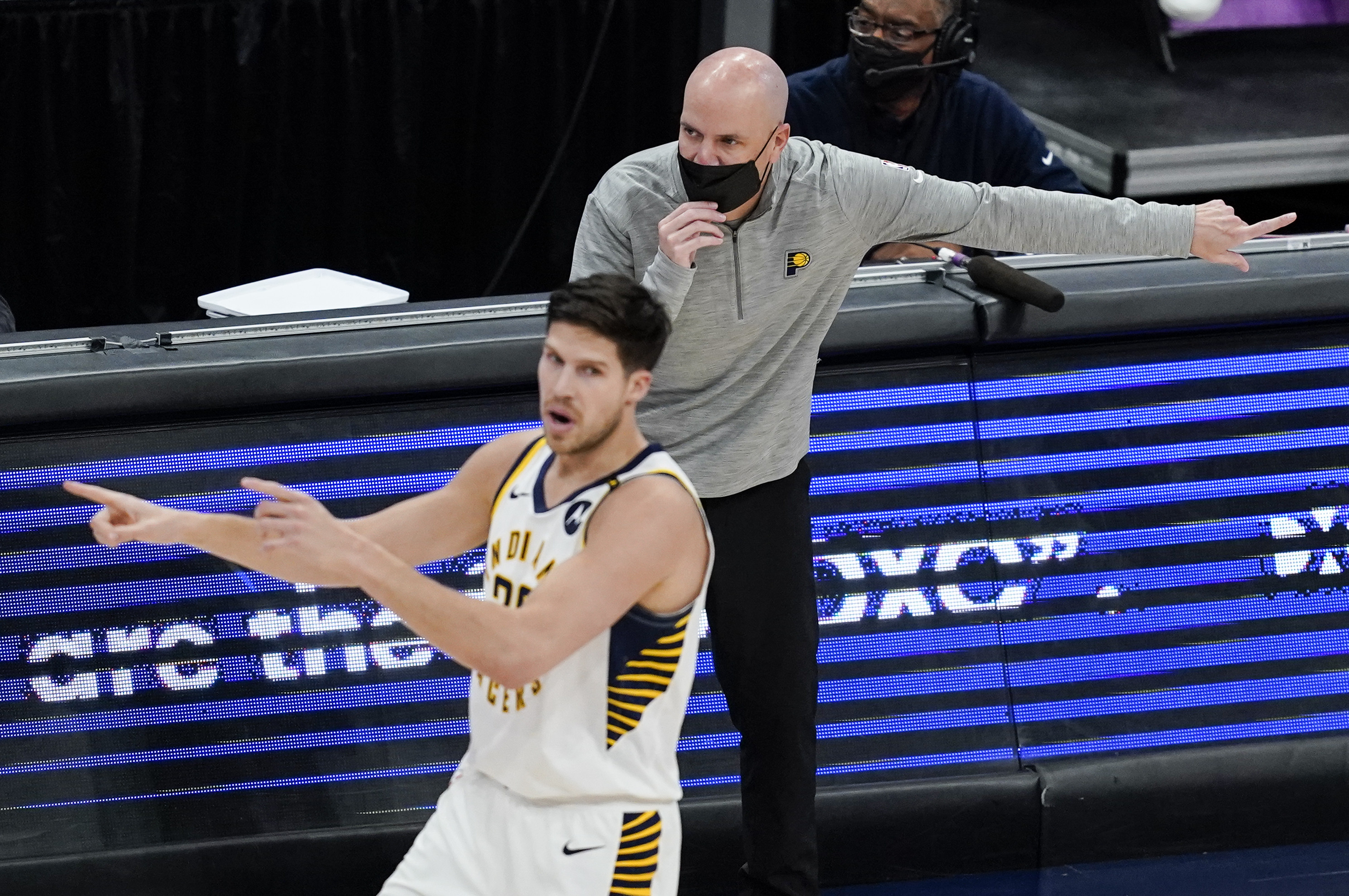 Woj: Pacers' Nate Bjorkgren's Future Uncertain amid Struggles, 'Staff Difficulties' thumbnail