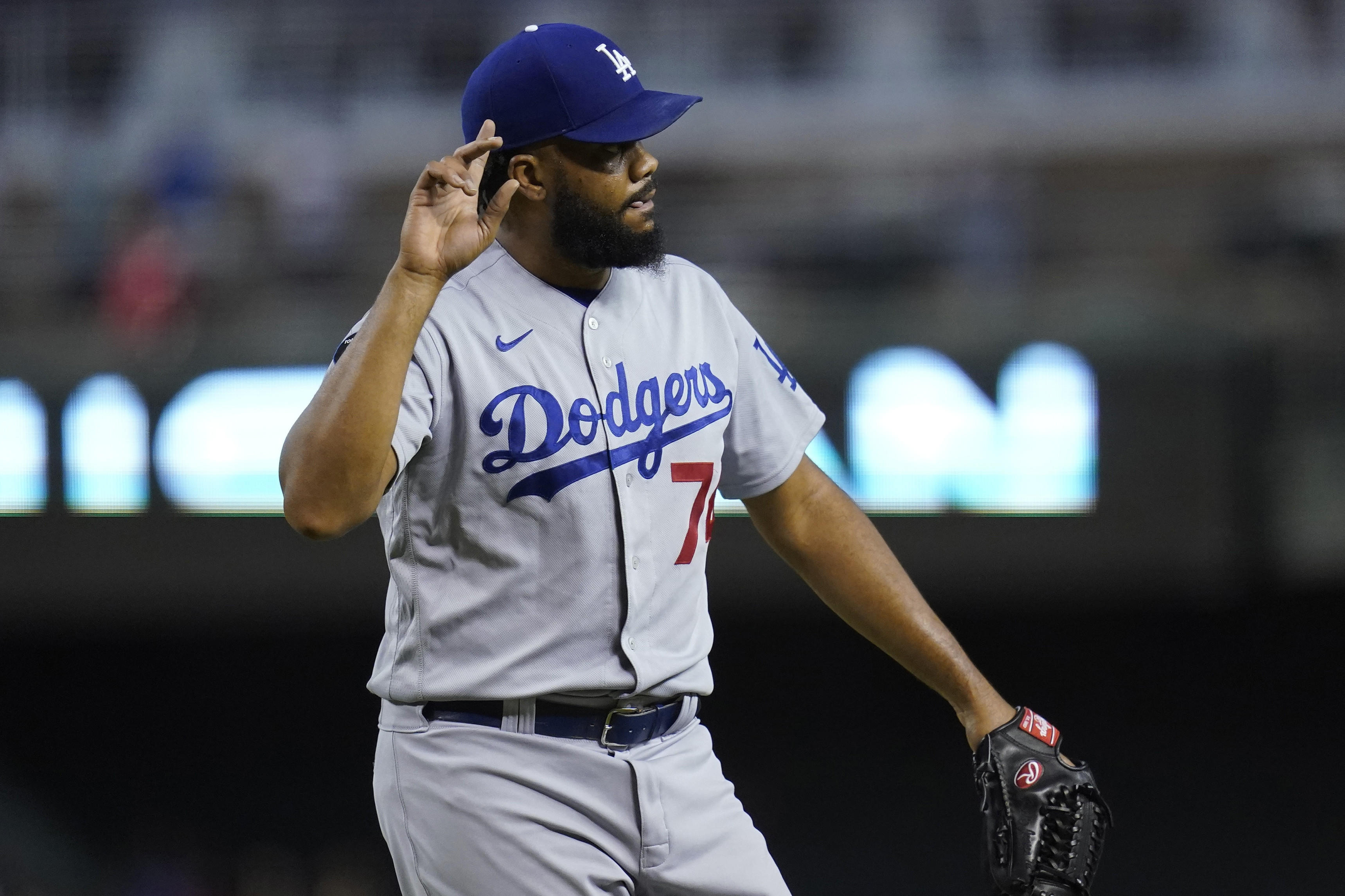 Dodgers' Kenley Jansen Says He Felt 'Insulted' by 2021 MLB All-Star Game Snub