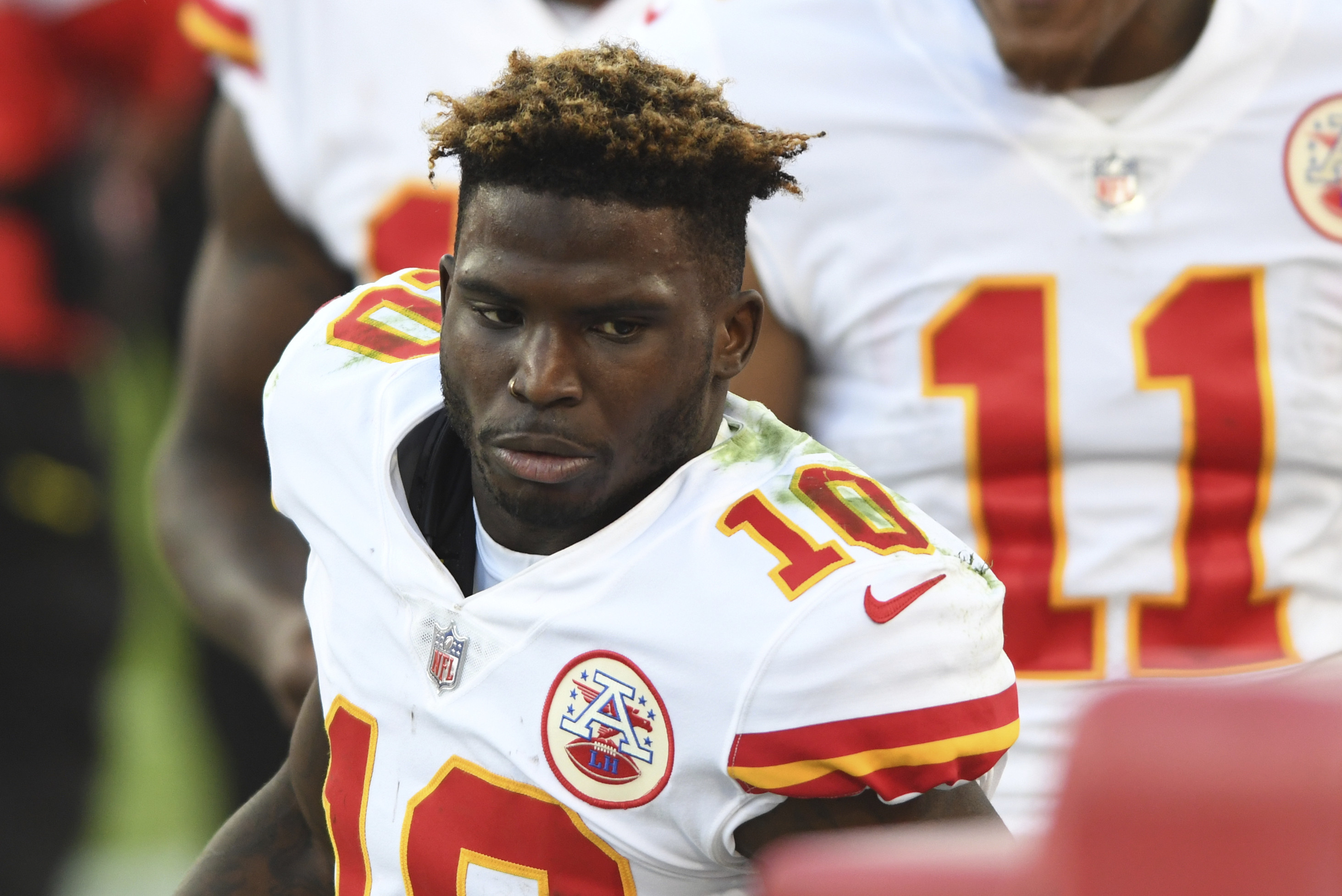 Tyreek Hill Says Chiefs Want 20-0 Season: 'That's What We're Shooting For'