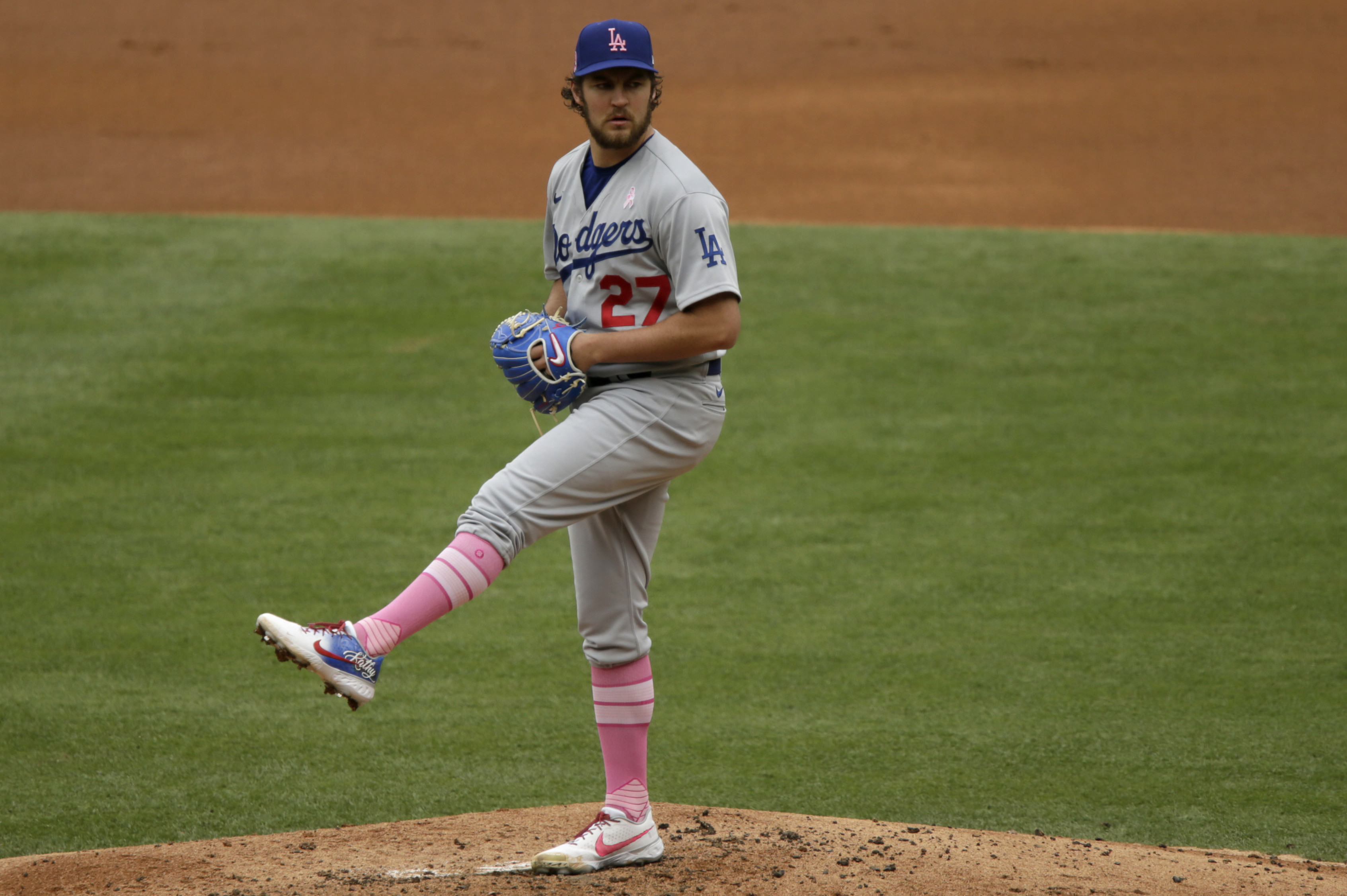 Report: MLB Wants to Talk to Dodgers' Trevor Bauer, Woman in Sexual Assault Case