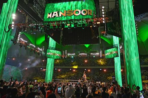 Mansoor Signs WWE Raw Contract, Faces Sheamus in Debut Match thumbnail