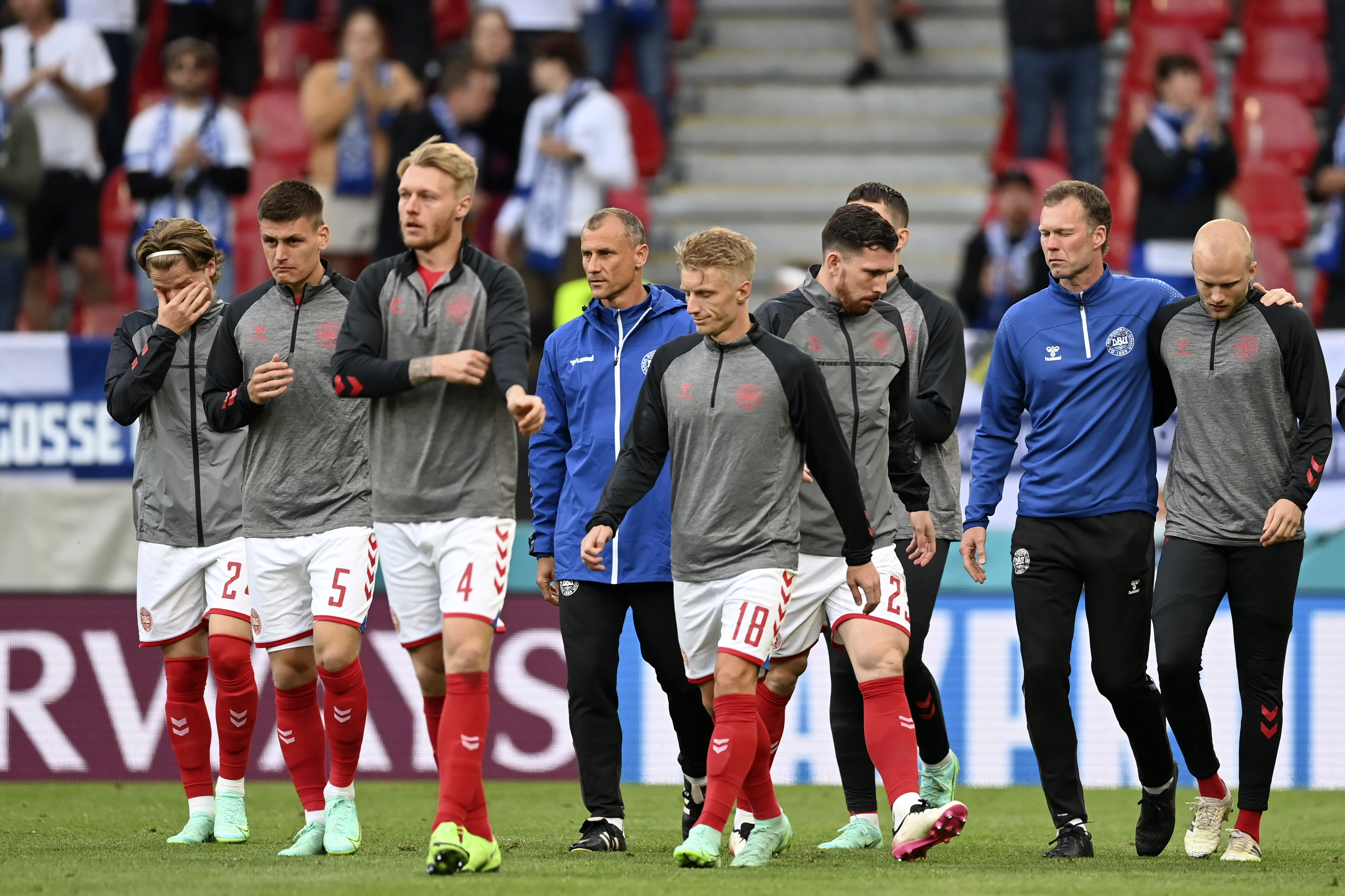 Denmark, Belgium to Pause Euro 2020 Game in 10th Minute for Christian Eriksen Tribute