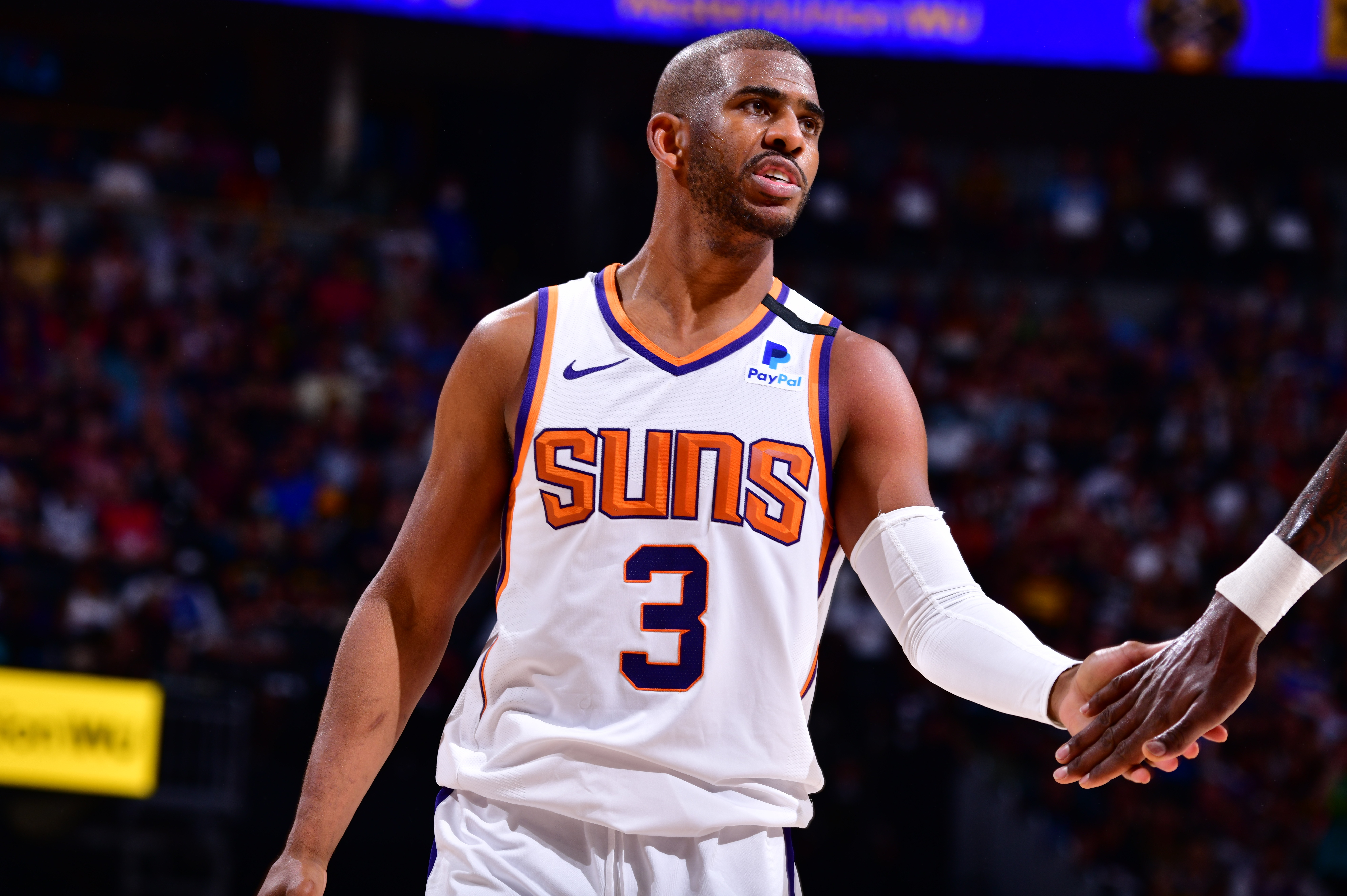 <p>Chris Paul on Game 4 Performance:'A Couple Years Ago They Was Writing Me off' thumbnail