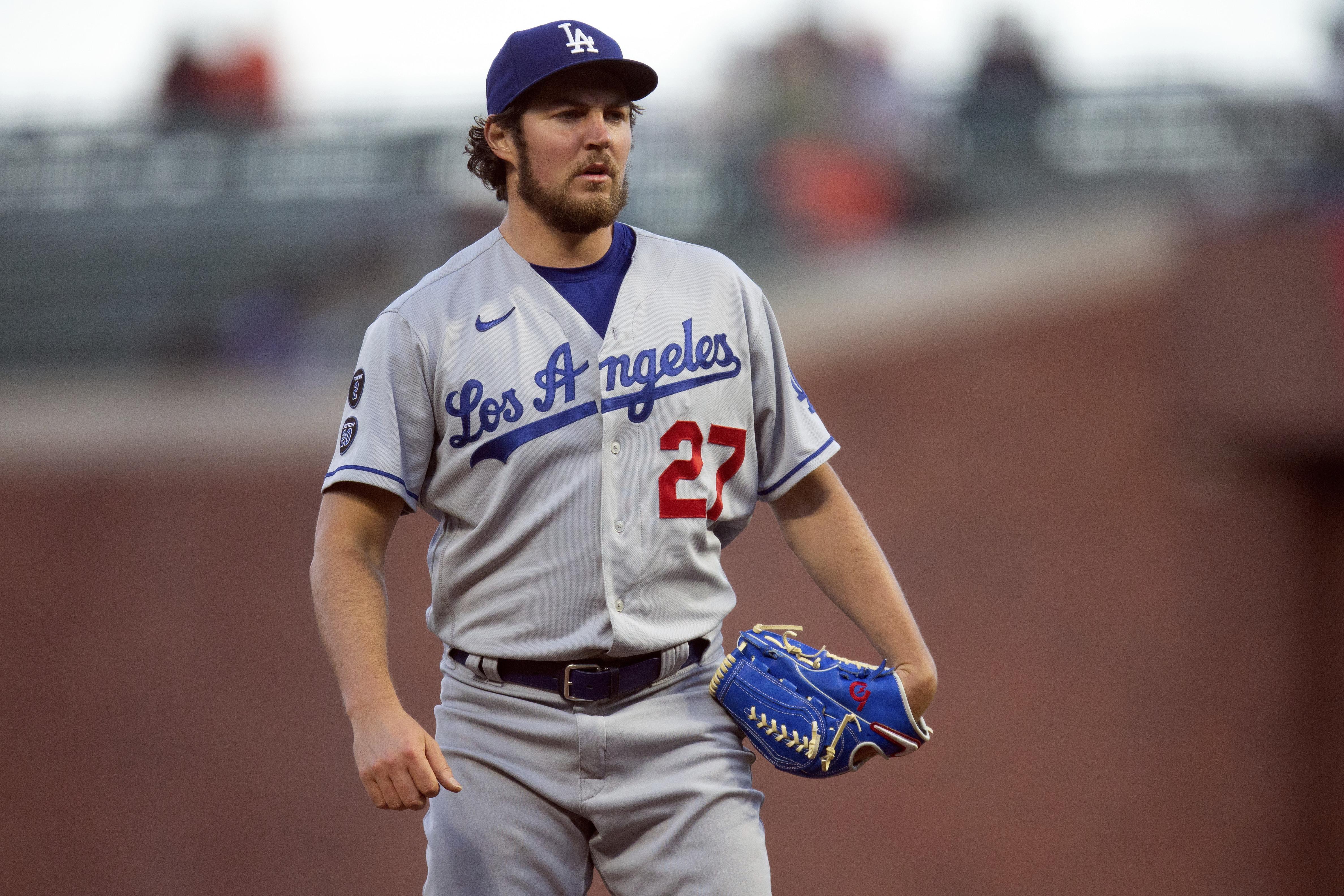 Dodgers' Trevor Bauer Reportedly Under Investigation for Allegedly Assaulting Woman