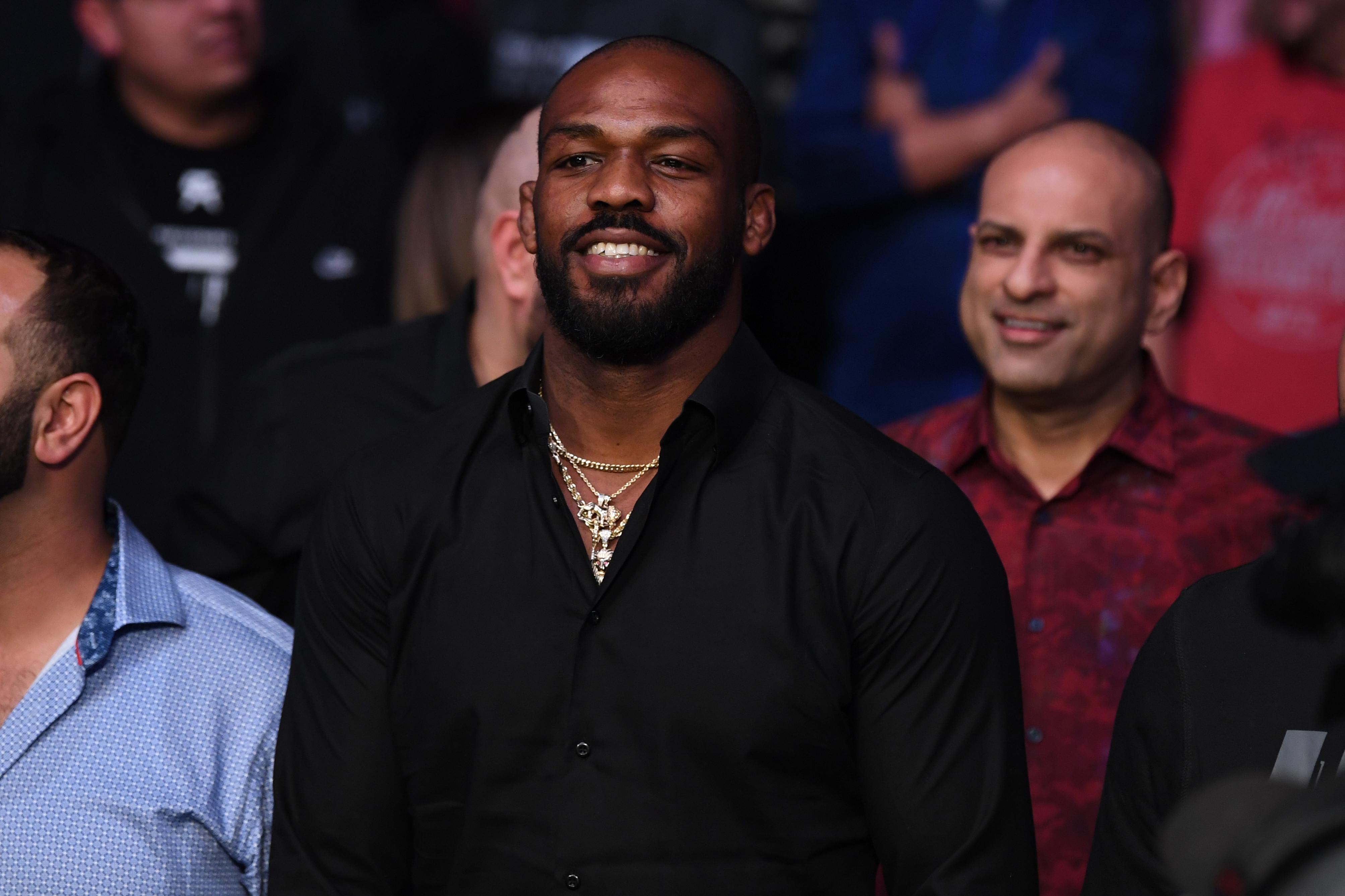 Jon Jones Talks Timeline of Next UFC Fight After Hiring Agent Richard Schaefer - Bleacher Report