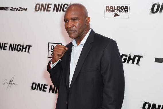 Report: Evander Holyfield vs. Kevin McBride Exhibition Fight Set for June 5 thumbnail