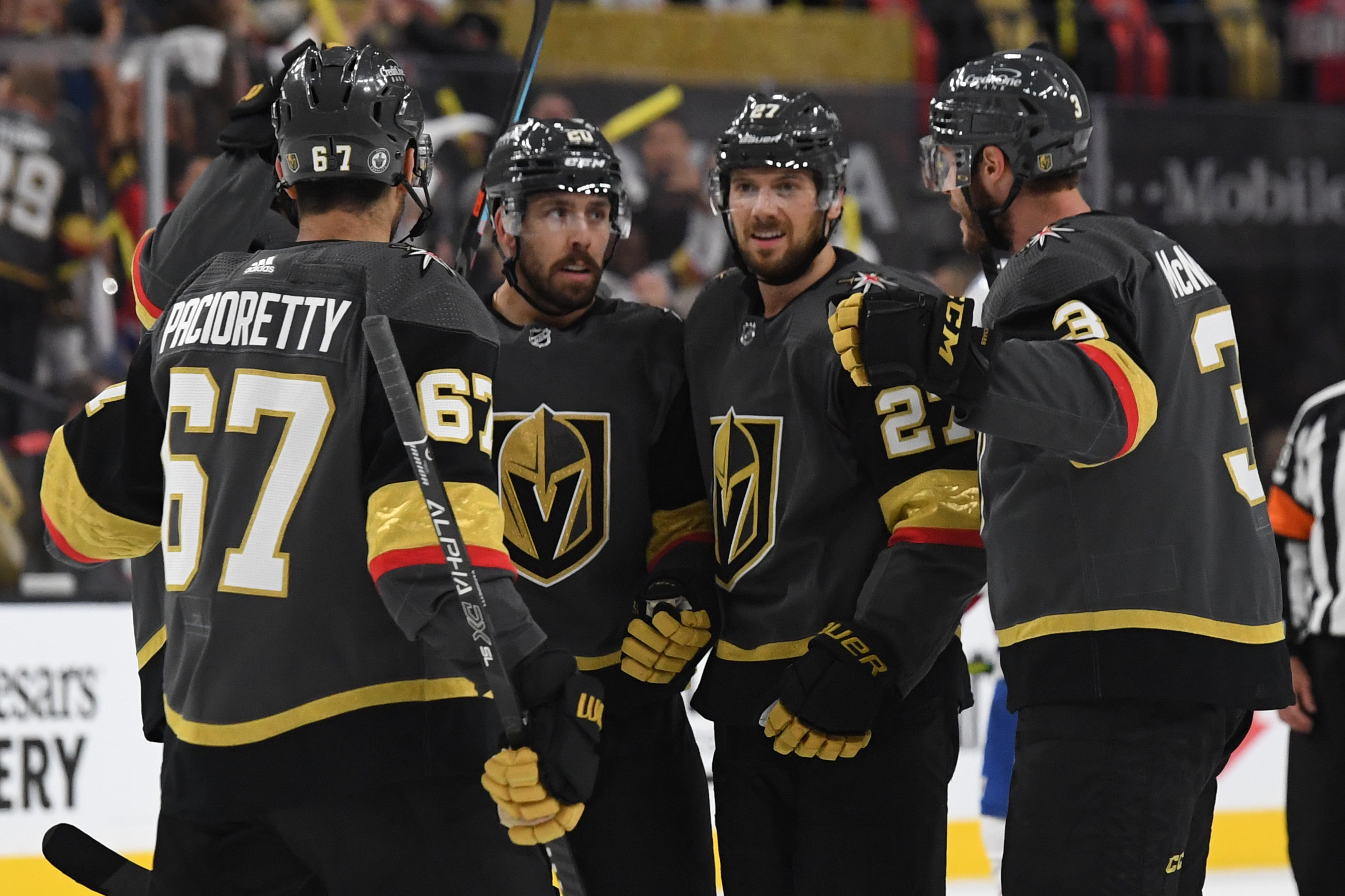 <p>Golden Knights Cruise Past Canadiens in Game 1 of 2021 Stanley Cup Semifinals thumbnail