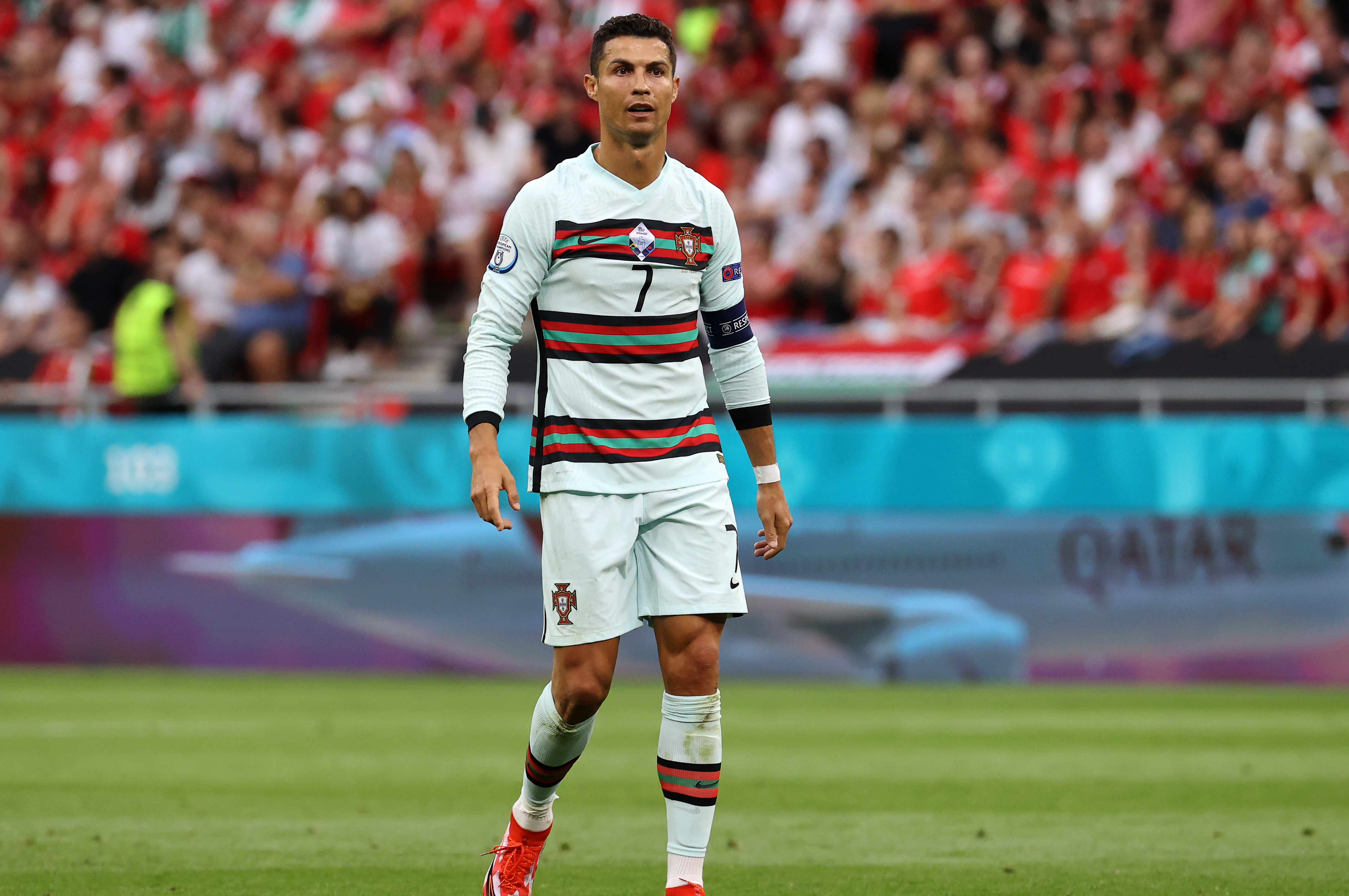 Cristiano Ronaldo Sets Euros All-Time Scoring Record with Goal vs. Hungary