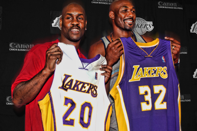 An Oral History of the 2003-04 Los Angeles Lakers, the 1st Super ...