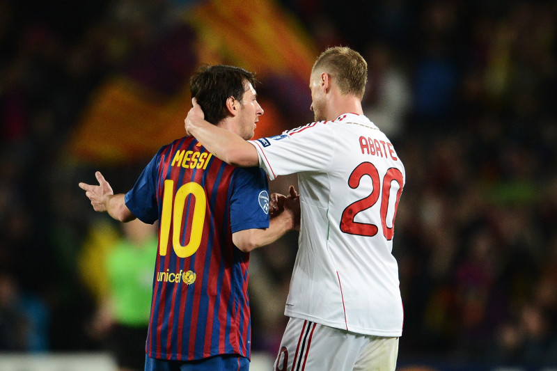AC Milan vs. Barcelona: Champions League Last 16 Live Score ...