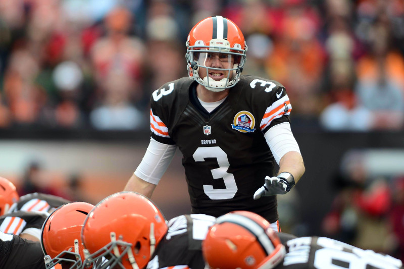 For Brandon Weeden to Succeed, Browns Must Make Long-Term ...