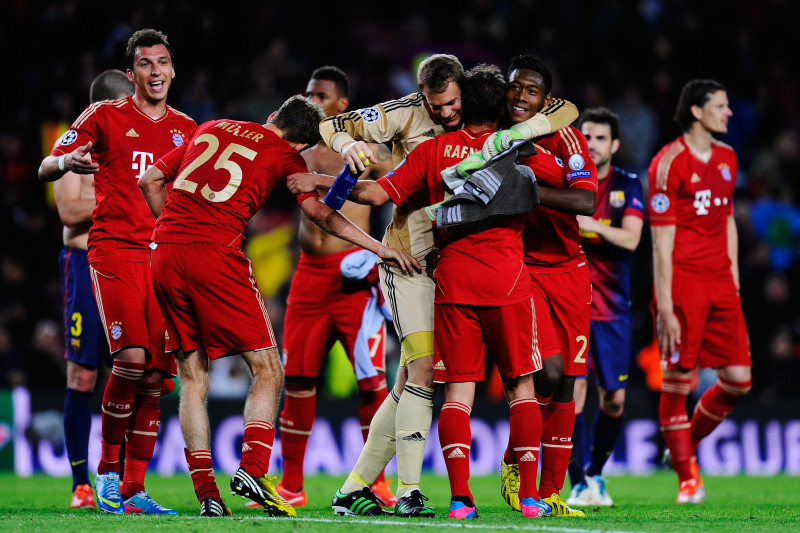Is Bayern Munich the Perfect Working Model of a Modern Football ...
