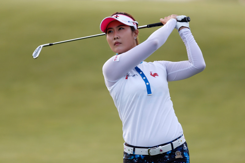 Us Women S Open 2013 Golf Leaderboard Day 1 Results And Standings Bleacher Report Latest News Videos And Highlights
