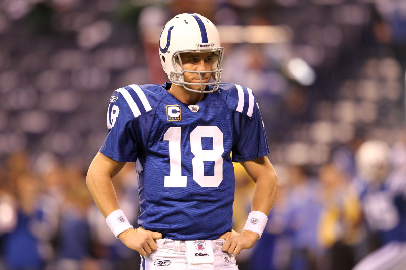 8 Indianapolis Colts Jerseys You Probably Rocked During Your ...