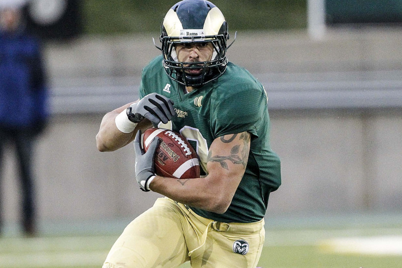 Crockett Gillmore NFL Draft 2014: Highlights, Scouting Report for ...