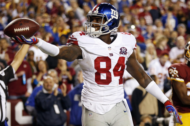 NY Giants Tight End Larry Donnell Takes the NFL by Storm ...