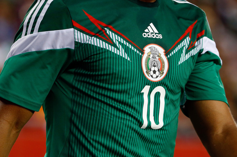Mexico Kit Change from Green to Black Leaves Supporters Baffled ...