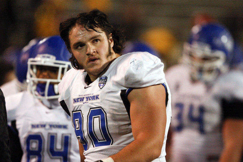 An In-Depth Look at Seahawks' Most Intriguing Selection, Kristjan ...