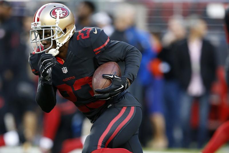 Reggie Bush Injury: Updates on 49ers RB's Calf and Return ...