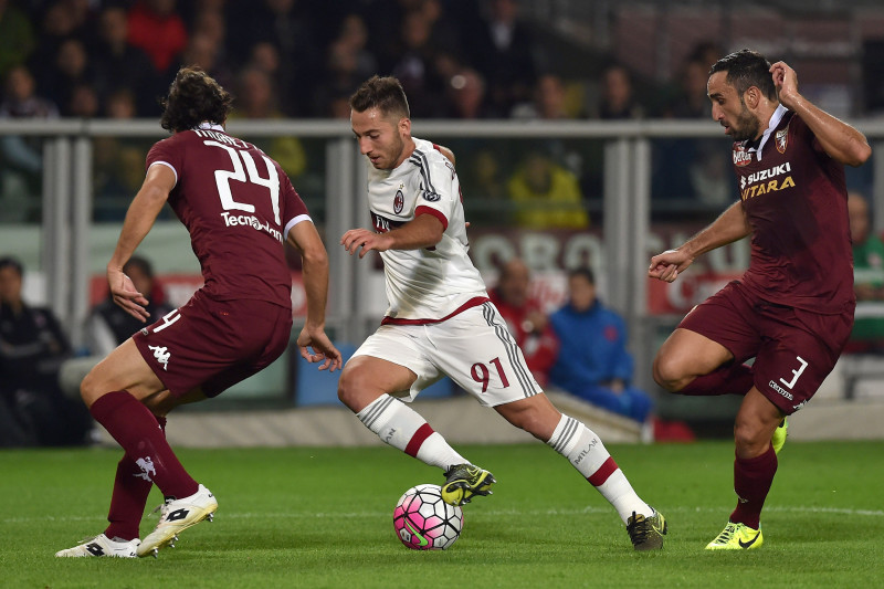 Hatching a Plan for AC Milan to Get Misfiring Andrea Bertolacci ...