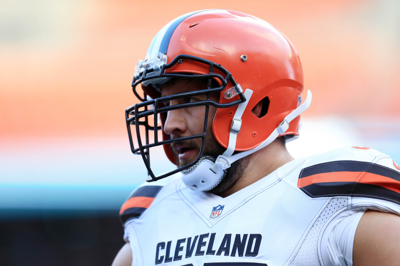 Alex Mack Cleveland Browns Game Jersey