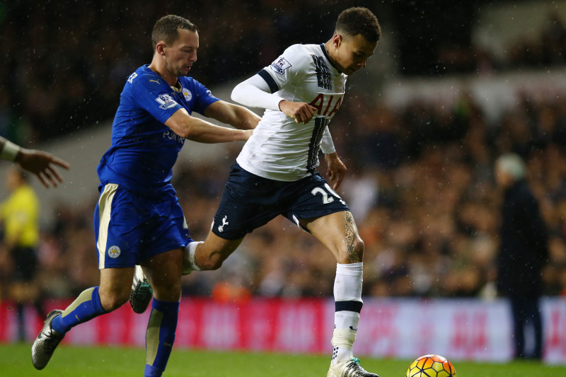 Leicester Vs Tottenham Live Score Highlights From Fa Cup Bleacher Report Latest News Videos And Highlights