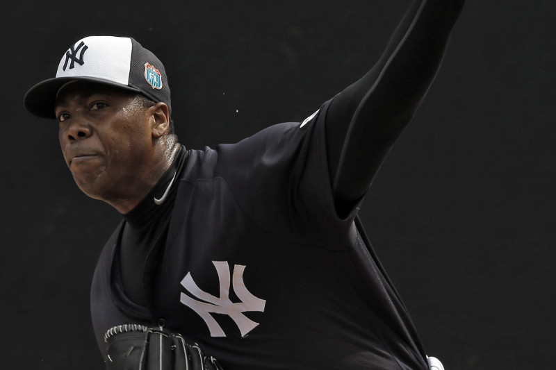Can the New York Yankees' Bullpen Hold Up Without Aroldis Chapman ...