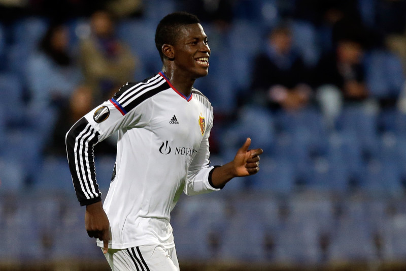 Breel Embolo to Schalke: Latest Transfer Details, Comments and ...