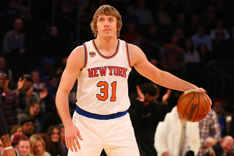 Another Knicks Novelty: Ron Baker's Journey from Farm to Madison ...