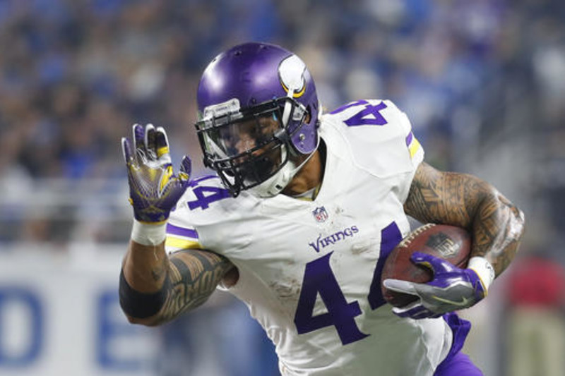 Matt Asiata Reportedly Signs with Lions After 5 Seasons with ...