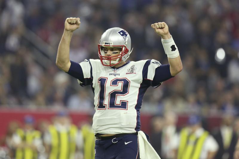 Tom Brady's Missing Super Bowl 51 Jersey Located by FBI, NFL ...