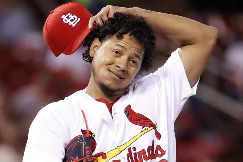Carlos Martinez St. Louis Cardinals Baseball Player Jersey