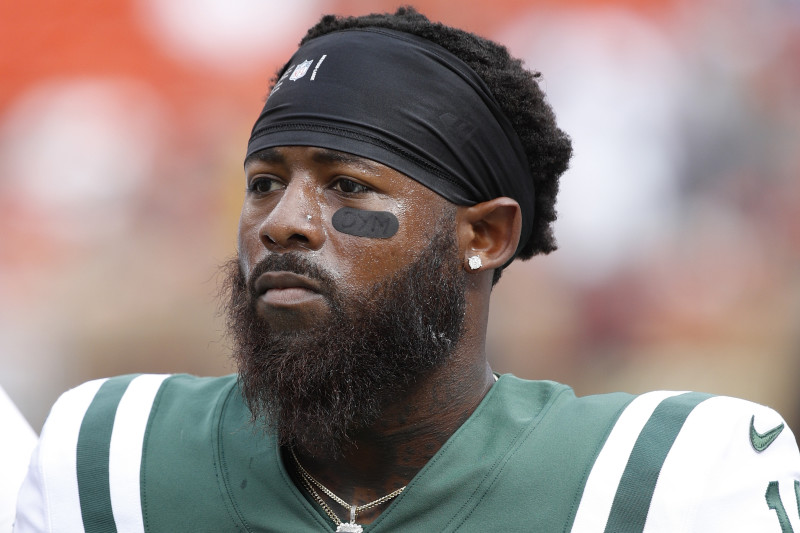 Jeremy Kerley Suspended 4 Games for Violation of NFL's PED Policy ...