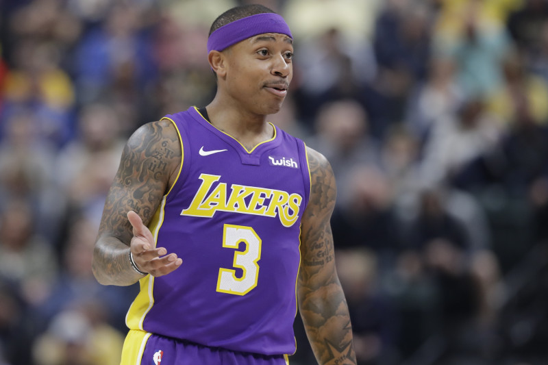 Lakers Rumors: LA Interested in New Isaiah Thomas Contract Despite ...