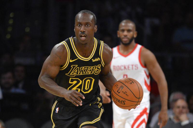 Kobe Bryant Praises Andre Ingram's Lakers Debut After 10 Years in ...