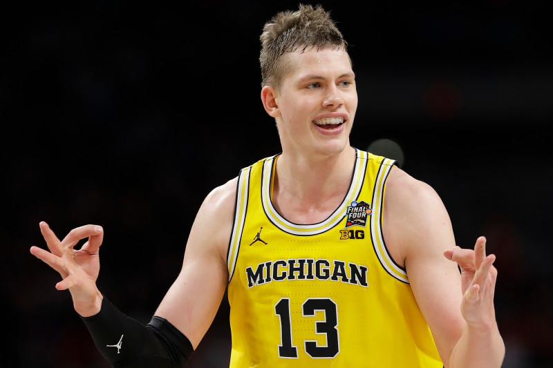 Moritz Wagner NBA Draft 2018: Scouting Report for Los Angeles ...