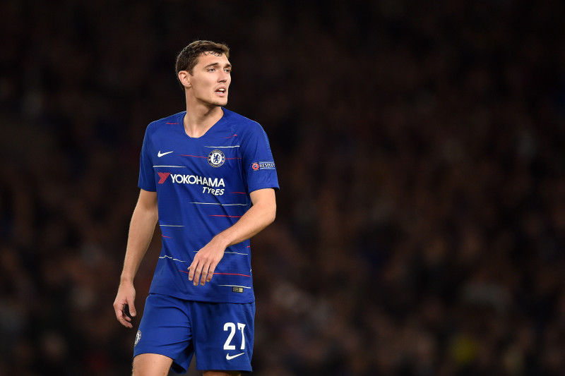 Andreas Christensen Not Happy with Chelsea Role, but January Exit ...