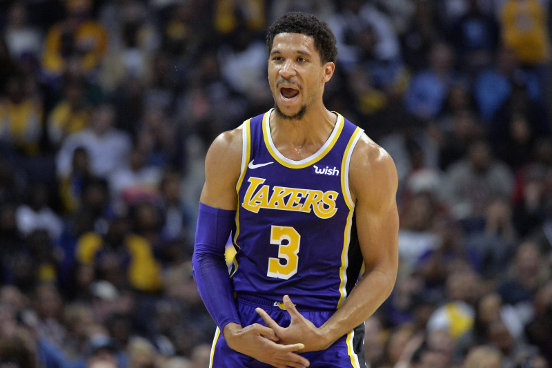 Lakers News: Josh Hart Undergoes Knee Surgery; Out for 12 Weeks ...