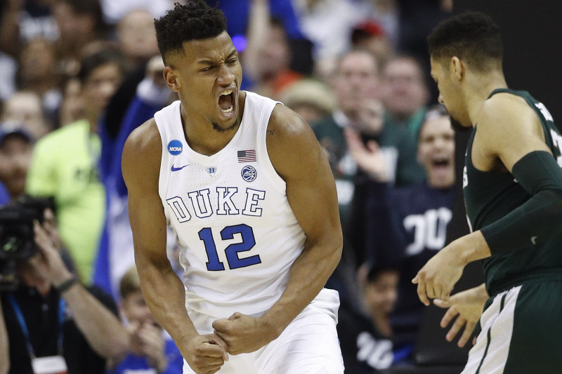 Duke's Javin DeLaurier Underwent 'Clean-Up' Surgery for Elbow ...