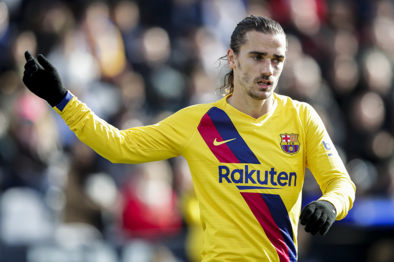 Barcelona S Antoine Griezmann Talks Lack Of Confidence In Decision Making Bleacher Report Latest News Videos And Highlights