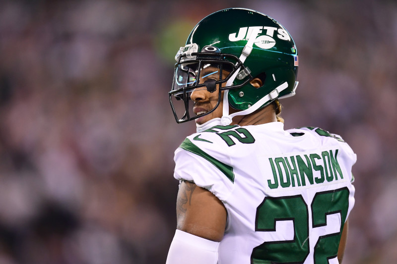 Trumaine Johnson Cut by Jets After Signing $72.5M Contract in 2018 ...