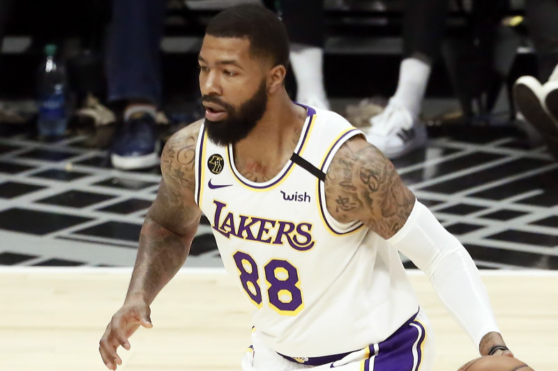 Markieff Morris Confirms New Lakers Contract in Free Agency: 'Run ...