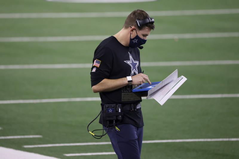 Cowboys OC Kellen Moore Agrees to New Multiyear Contract amid ...