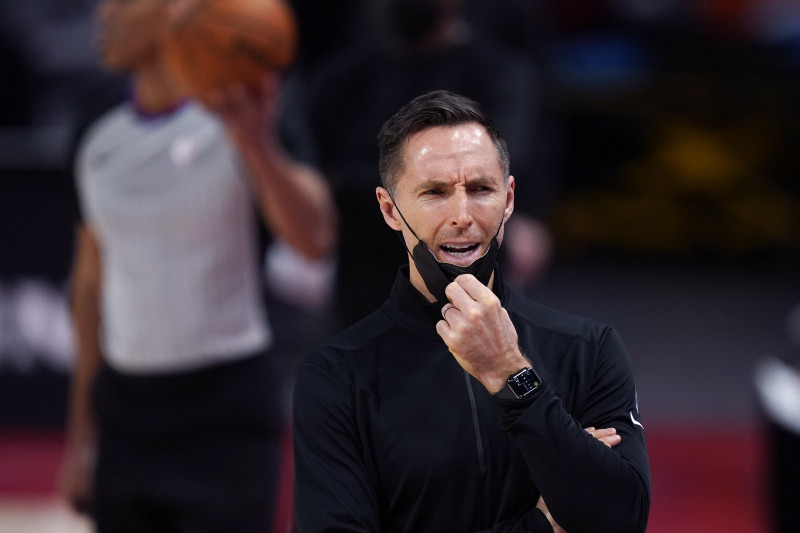 Steve Nash: Nets Must 'Decide What Kind of Team We Want to Be' Post-Pistons Loss | Bleacher Report | Latest News, Videos and Highlights