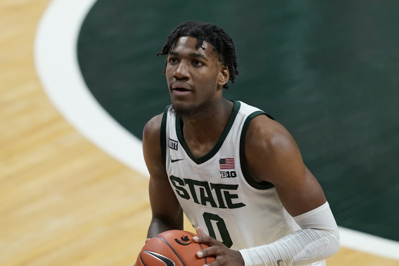 Michigan State Upsets No. 4 Ohio State for 2nd Straight Win vs ...