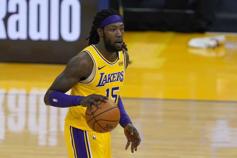 Report: Montrezl Harrell Exercises $9.7M Lakers Contract Option ...
