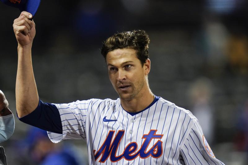 Jacob de Grom NY Mets New Arrivals Legend Baseball Player Jersey